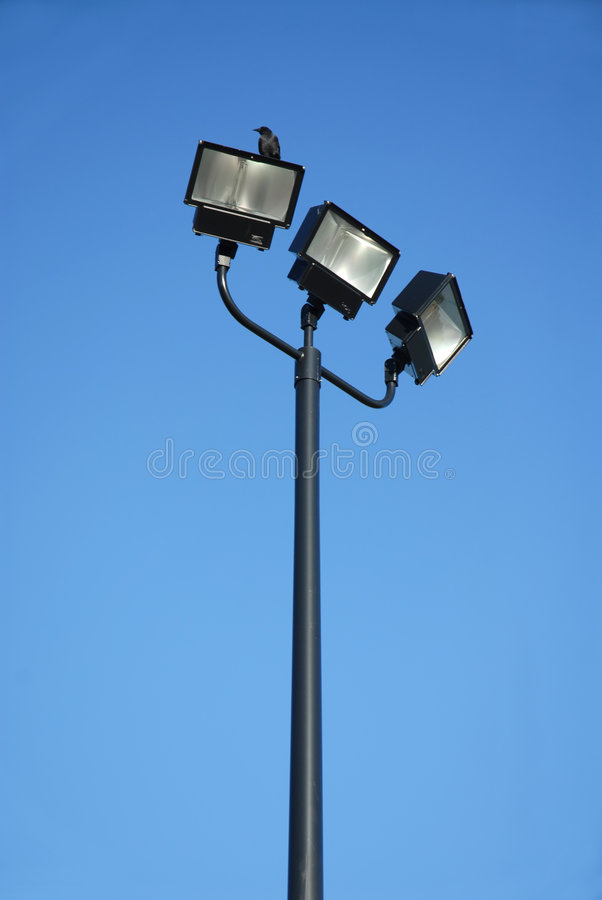 Floodlight Royalty Free Stock Images
