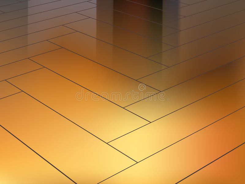 Download Floor stock illustration. Image of parquet, modern, domestic - 16676236