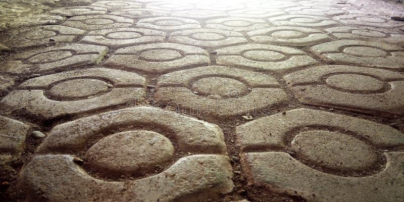 Stone floor royalty free stock image
