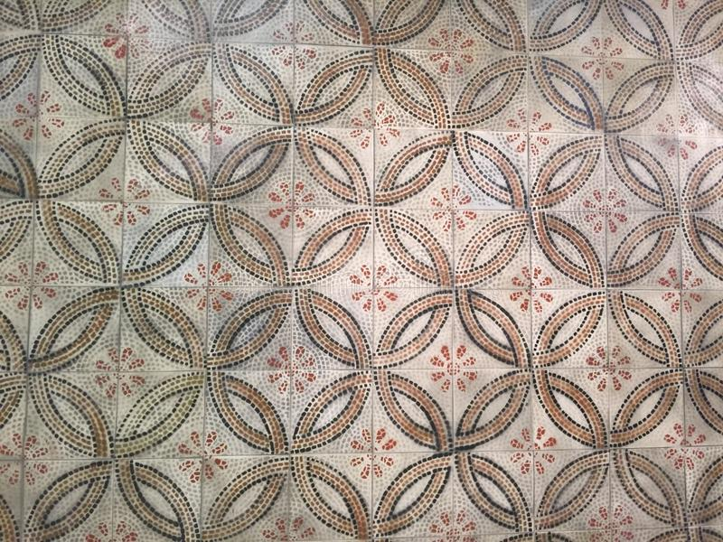 Download Floor decoration stock photo. Image of fragment, miniature - 86035696