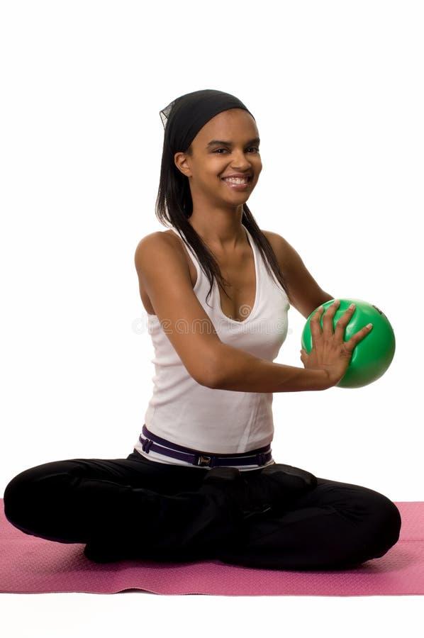 Download Floor exercise stock photo. Image of ethnicity, healthy - 6828390