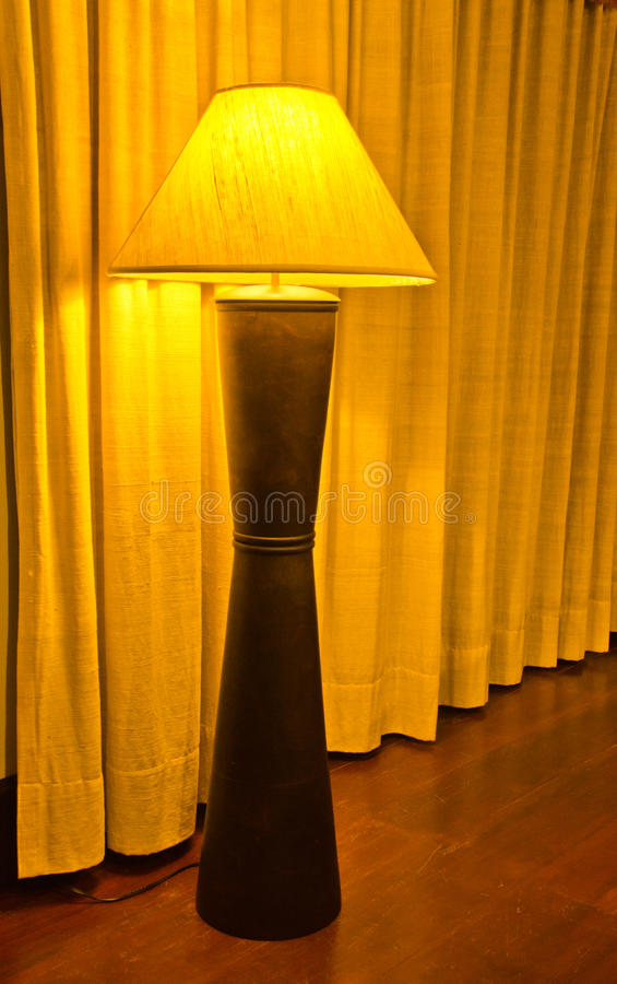 Download Floor lamp stock photo. Image of domestic, equipment - 27257810