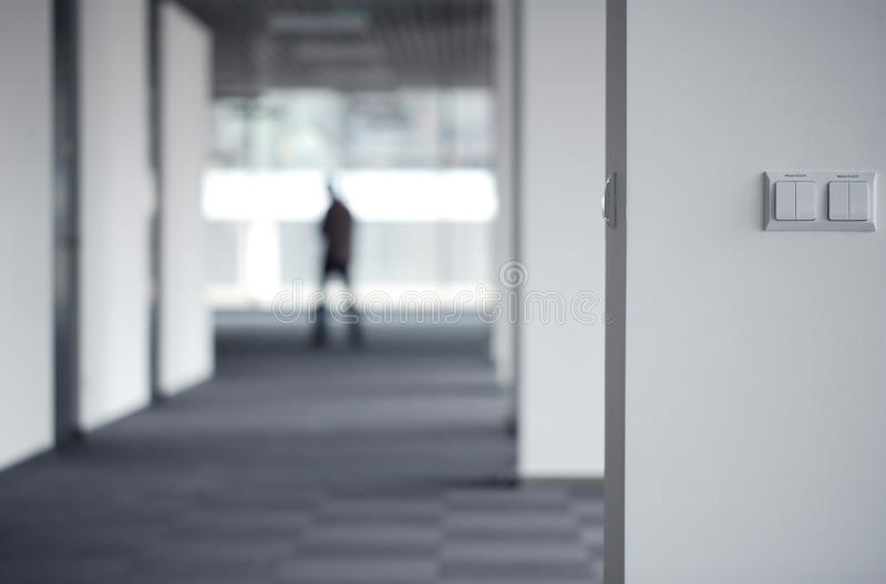 Floor office building stock photography
