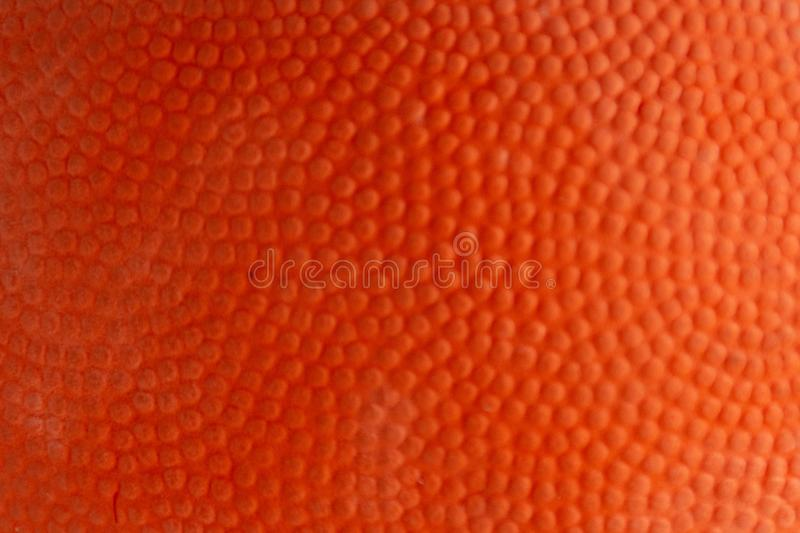 Floor rubber ball used as the background royalty free stock image