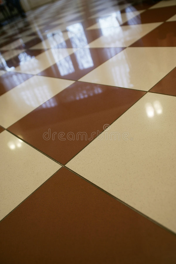 Free Floor Tiles Royalty Free Stock Photography - 1835077