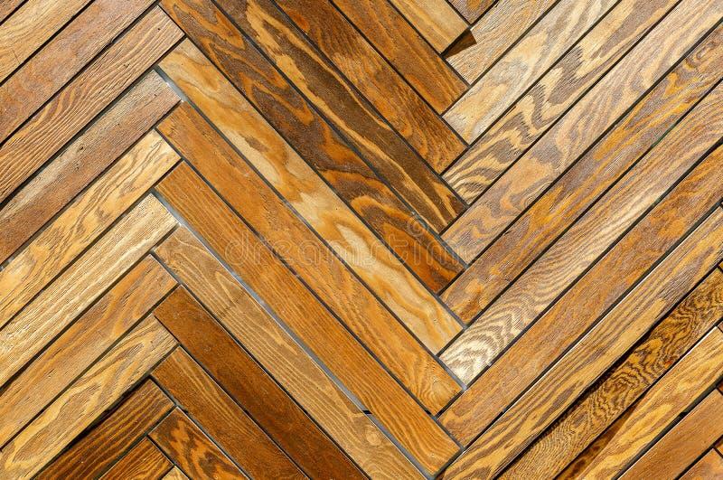 Floorboard jako kreatywnie tło zdjęcia stock