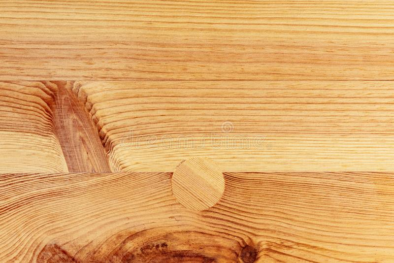 Floorboard sosnowego drewna powierzchni tekstura fotografia stock
