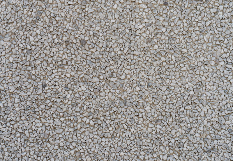Flooring with small pebbles. A Flooring with small pebbles stock photography