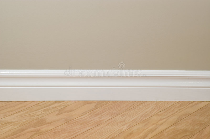 Flooring and wall detail royalty free stock photos