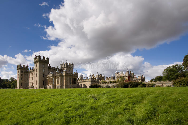 Floors Castle 1 royalty free stock images