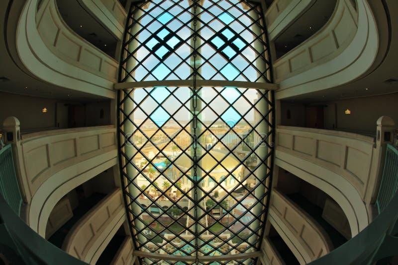 floors hotellinre arkivfoto