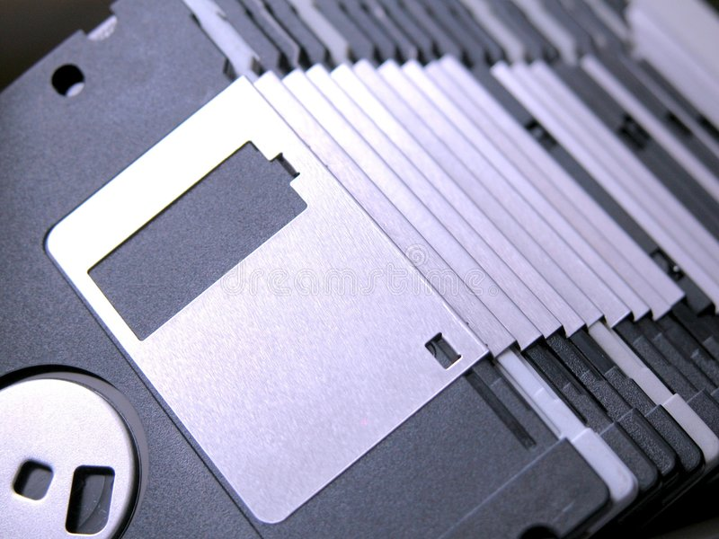 Download Floppy disck stock image. Image of close, computers, electronics - 76415