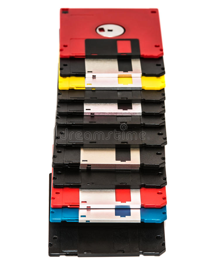 Download Floppy disk stock photo. Image of floppy, memory, heap - 28032178