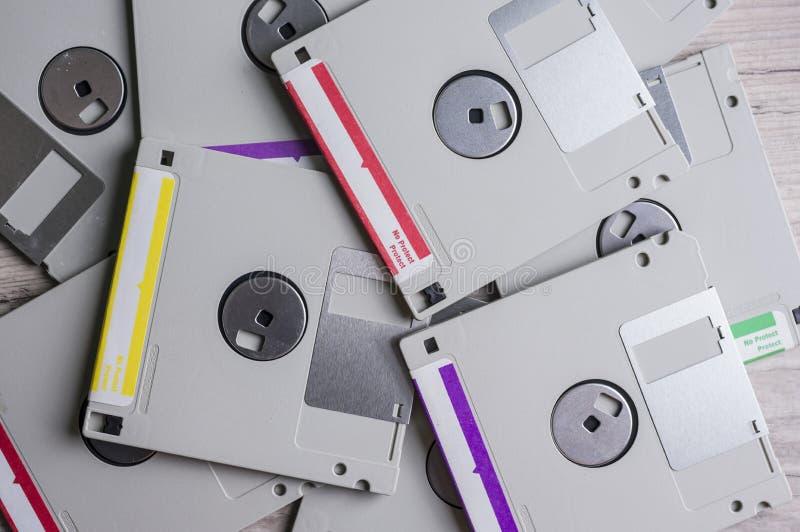 Floppy disk immagine stock
