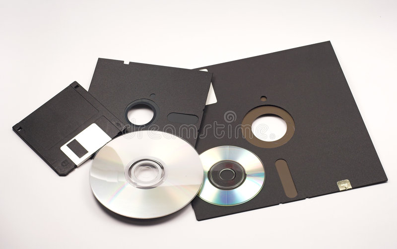 Download Floppy disks stock photo. Image of evolution, computer - 420334