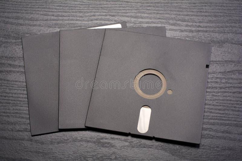 Floppy disks royalty free stock photos