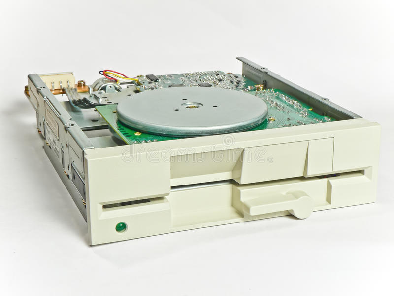 Download Floppy drive stock photo. Image of memory, white, magnetic - 17771774