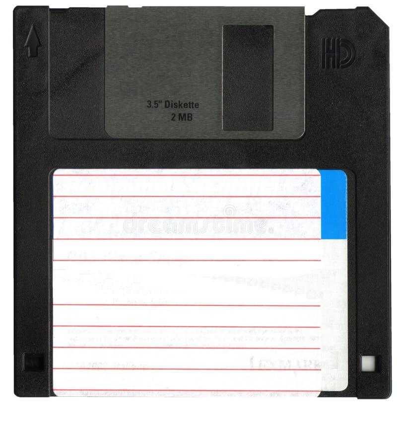 floppy talerzowy przód zdjęcie royalty free