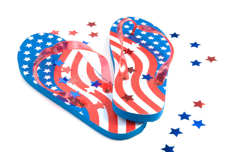 flops flip патриотические стоковые изображения rf