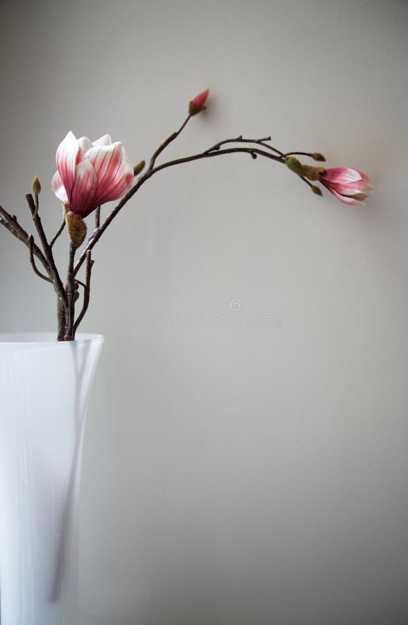 Flor artificial imágenes de archivo libres de regalías