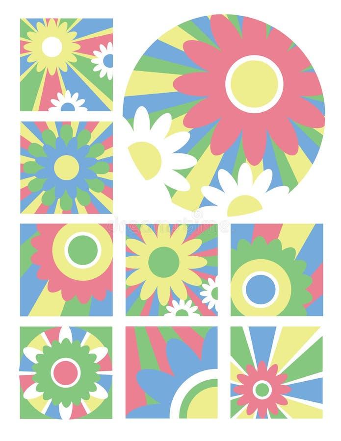 Flor Collection_Fresh libre illustration