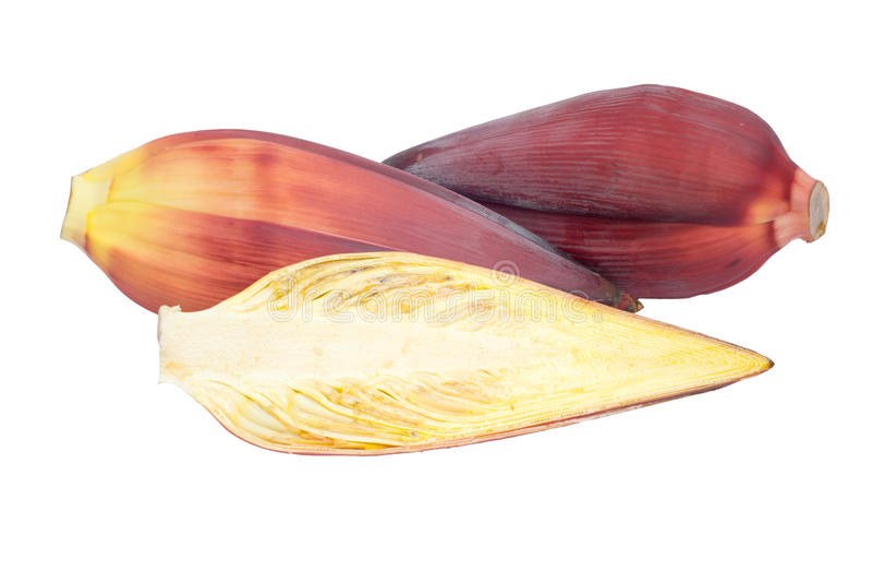 Download Flor da banana foto de stock. Imagem de saudável, closeup - 29840672