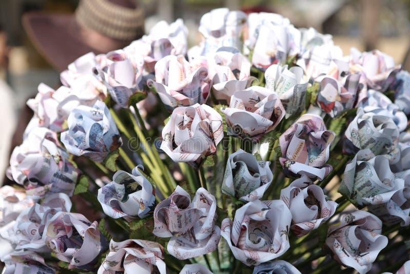 Flor da cédula fotos de stock royalty free