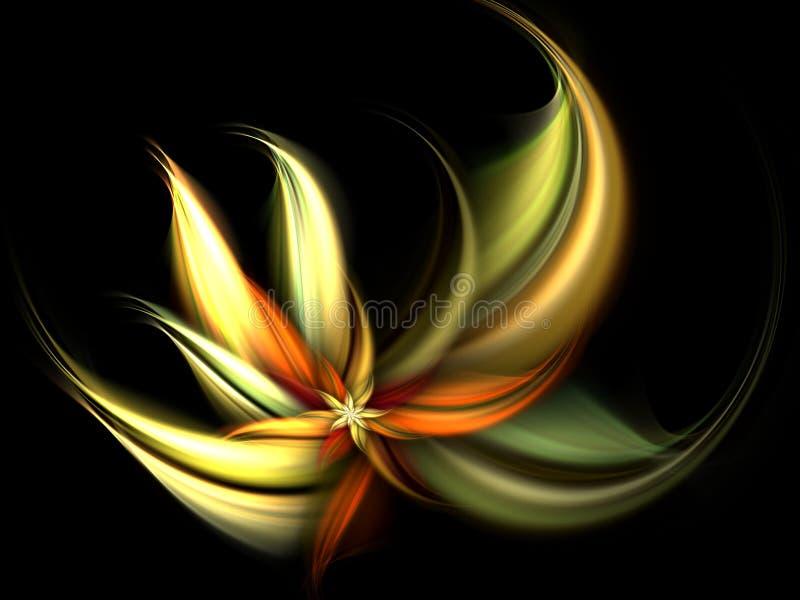 Flor da mola ilustração stock