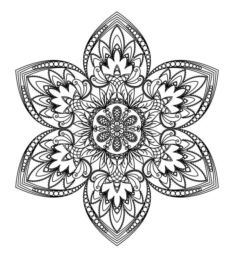 Flor de LÃlium imagem de stock