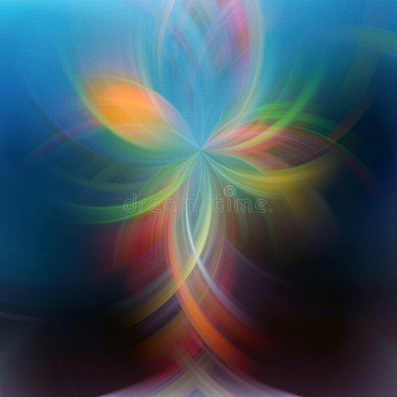 Flor de la inmotalidad ilustración del vector