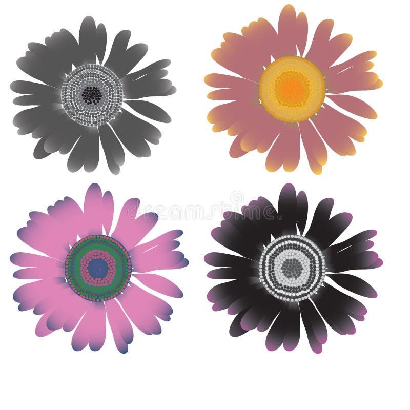 Flor del disco foto de archivo