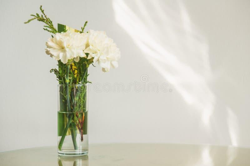 Flor del florero fotografía de archivo