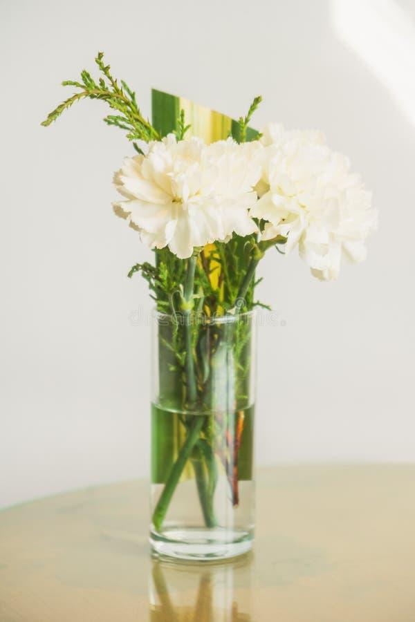 Flor del florero fotos de archivo