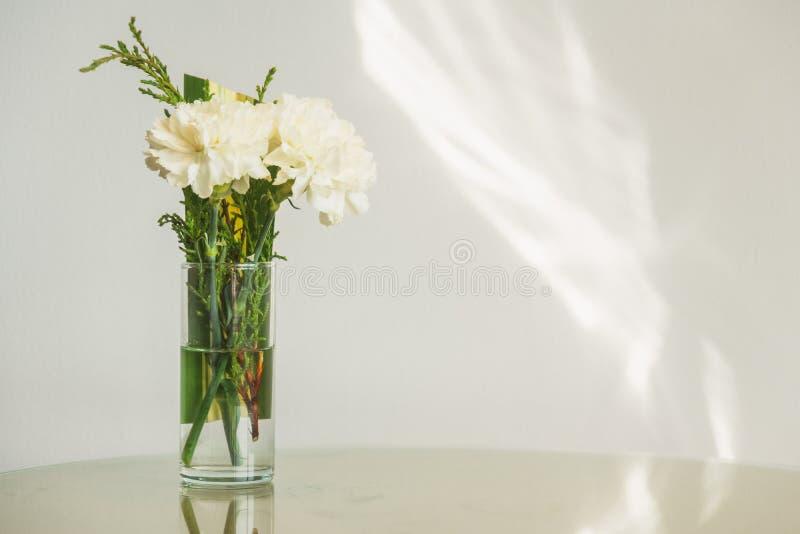 Flor del florero imagen de archivo