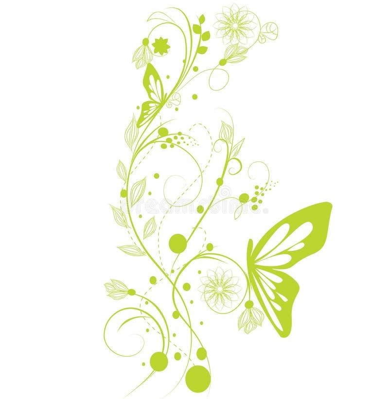 Flor do projeto ilustração do vetor