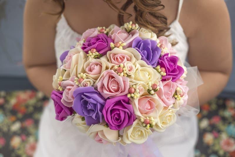 A flor do weddign imagens de stock