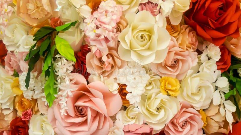 Flor falsa fotos de archivo libres de regalías