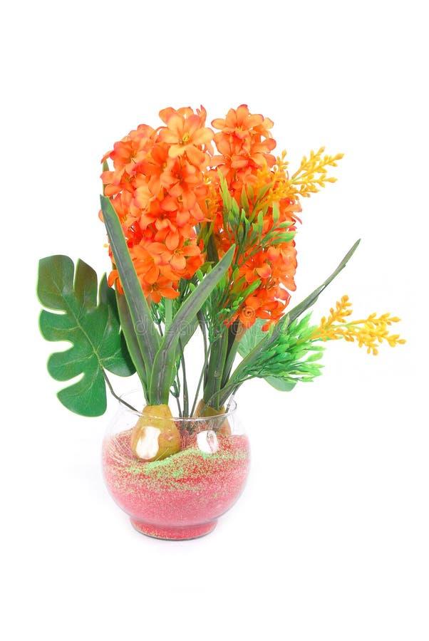 Flor falsificada imagens de stock