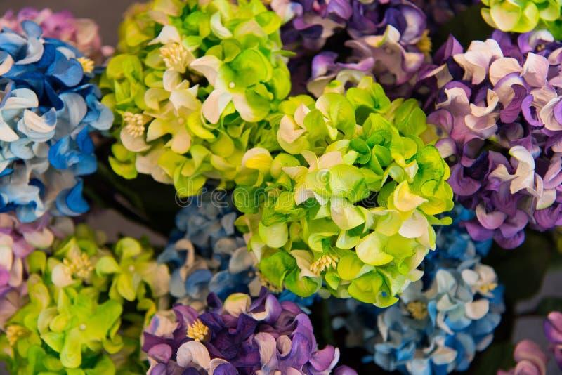 Flor falsificada foto de stock