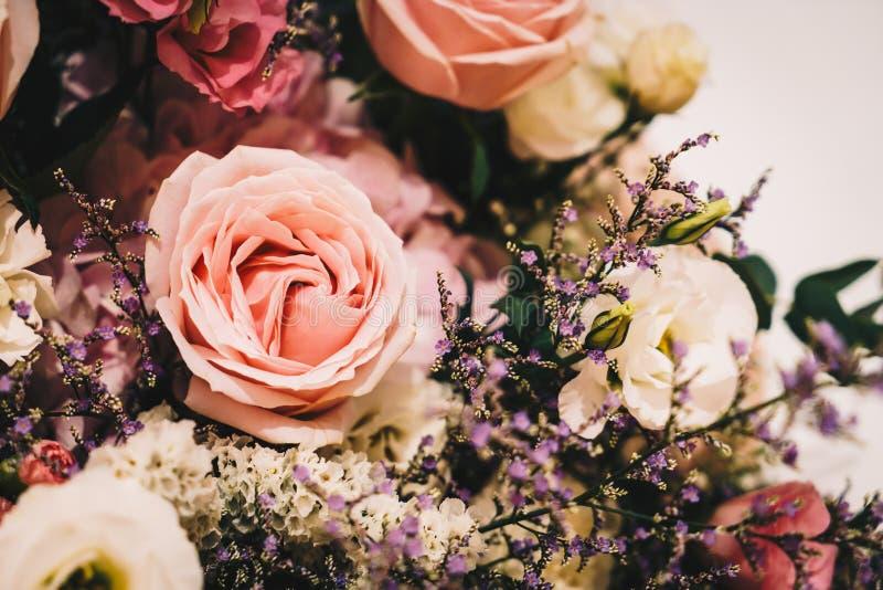 Flor hermosa del ramo imágenes de archivo libres de regalías