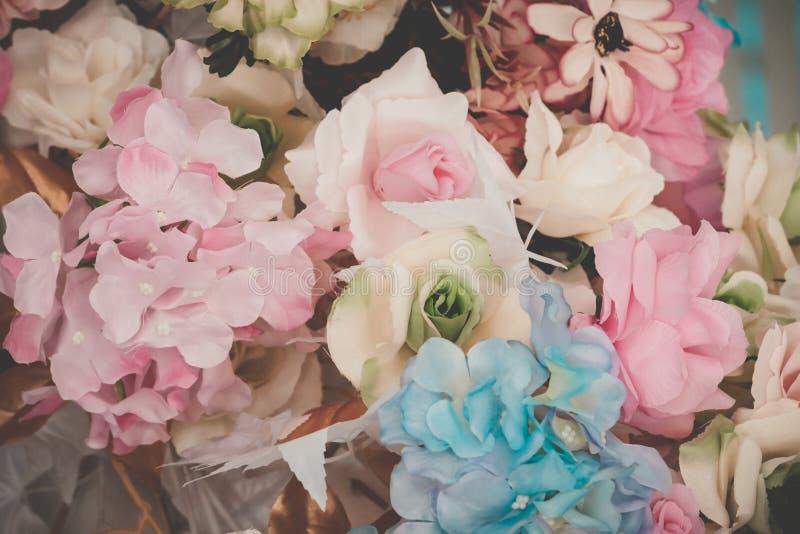 Flor hermosa del ramo para el fondo imagenes de archivo