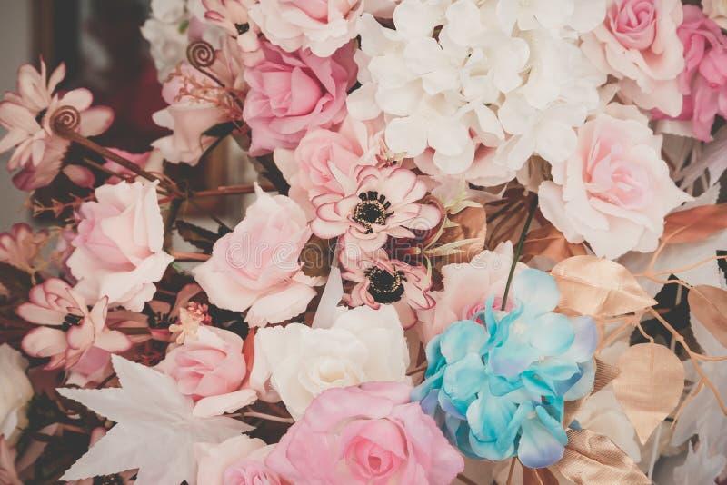 Flor hermosa del ramo para el fondo foto de archivo libre de regalías
