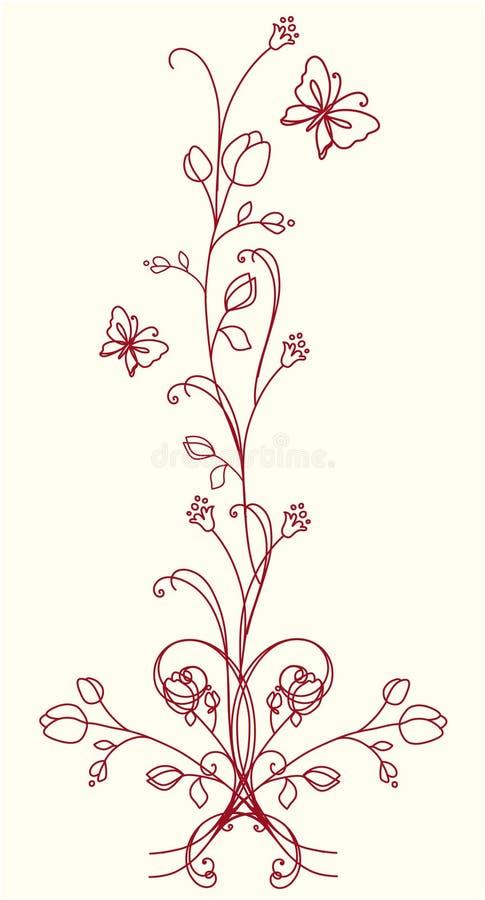 Flor oriental imagenes de archivo