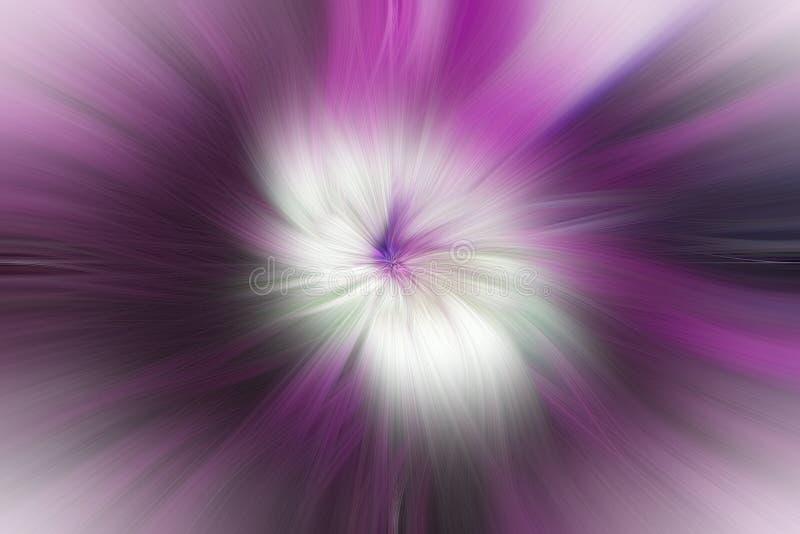 Flor roxa das belas artes do sumário fotografia de stock royalty free