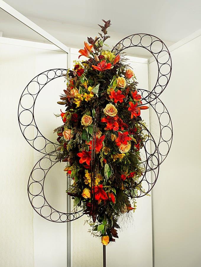 Flora Decoration stock afbeeldingen