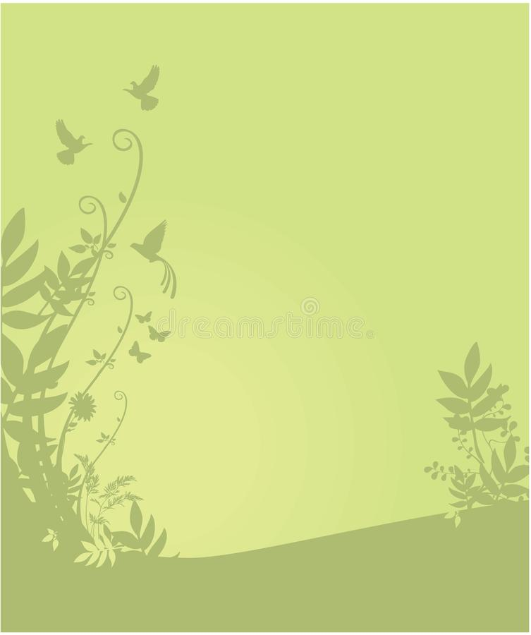 Download Flora And Fauna Background Royalty Free Stock Image - Image: 11041906
