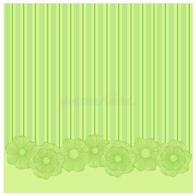 floral άνευ ραφής διάνυσμα προτύπων διανυσματική απεικόνιση