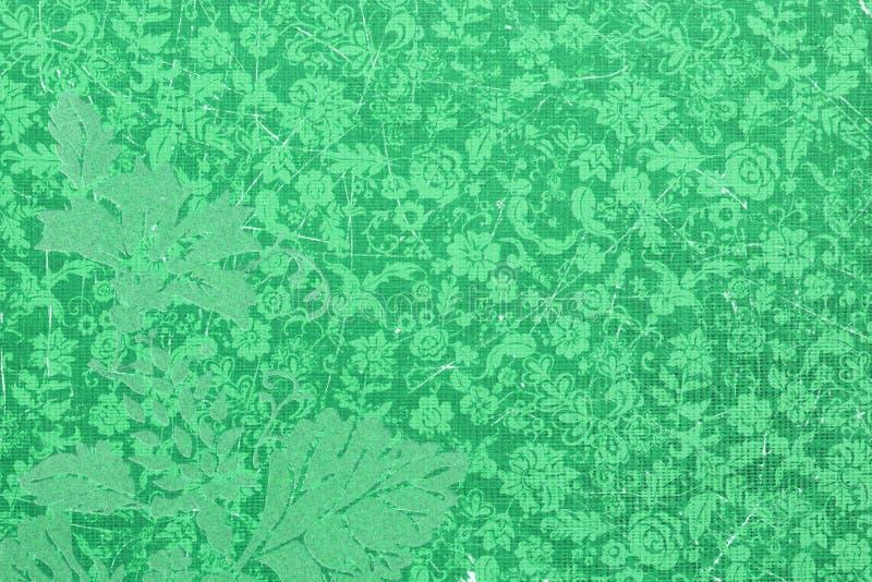 floral άνευ ραφής τρύγος προτύπω& στοκ φωτογραφίες με δικαίωμα ελεύθερης χρήσης