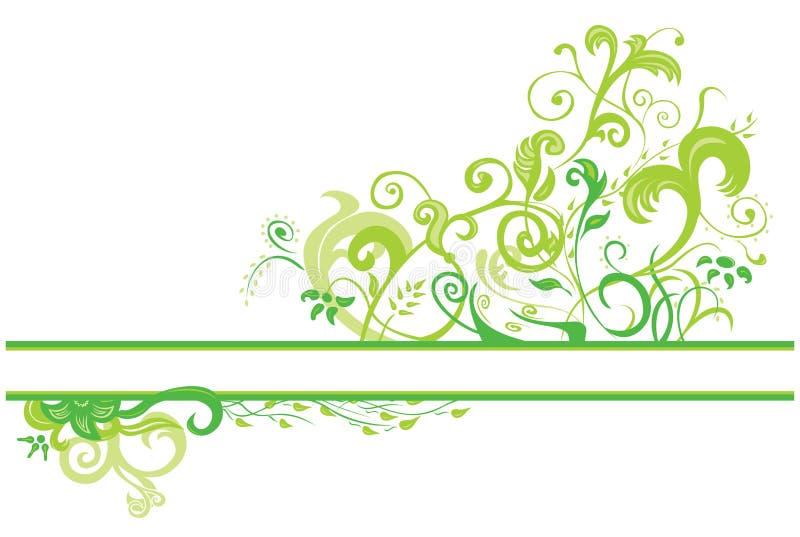 floral άνοιξη σχεδίου ελεύθερη απεικόνιση δικαιώματος