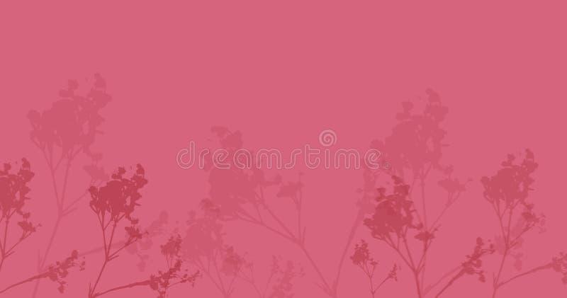 floral άνοιξη φόντου διανυσματική απεικόνιση